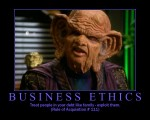 ferengi-ethics