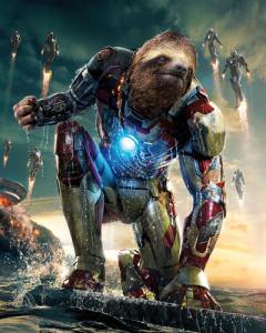 iron sloth
