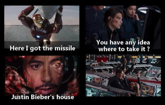 iron man missile