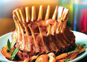 crown roast pork