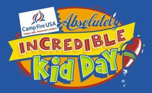 absolutely incredible kid day