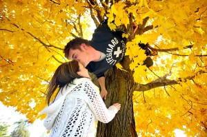 kiss fiance