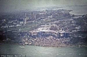 Niagara without water