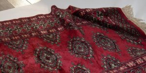 lumpy rug