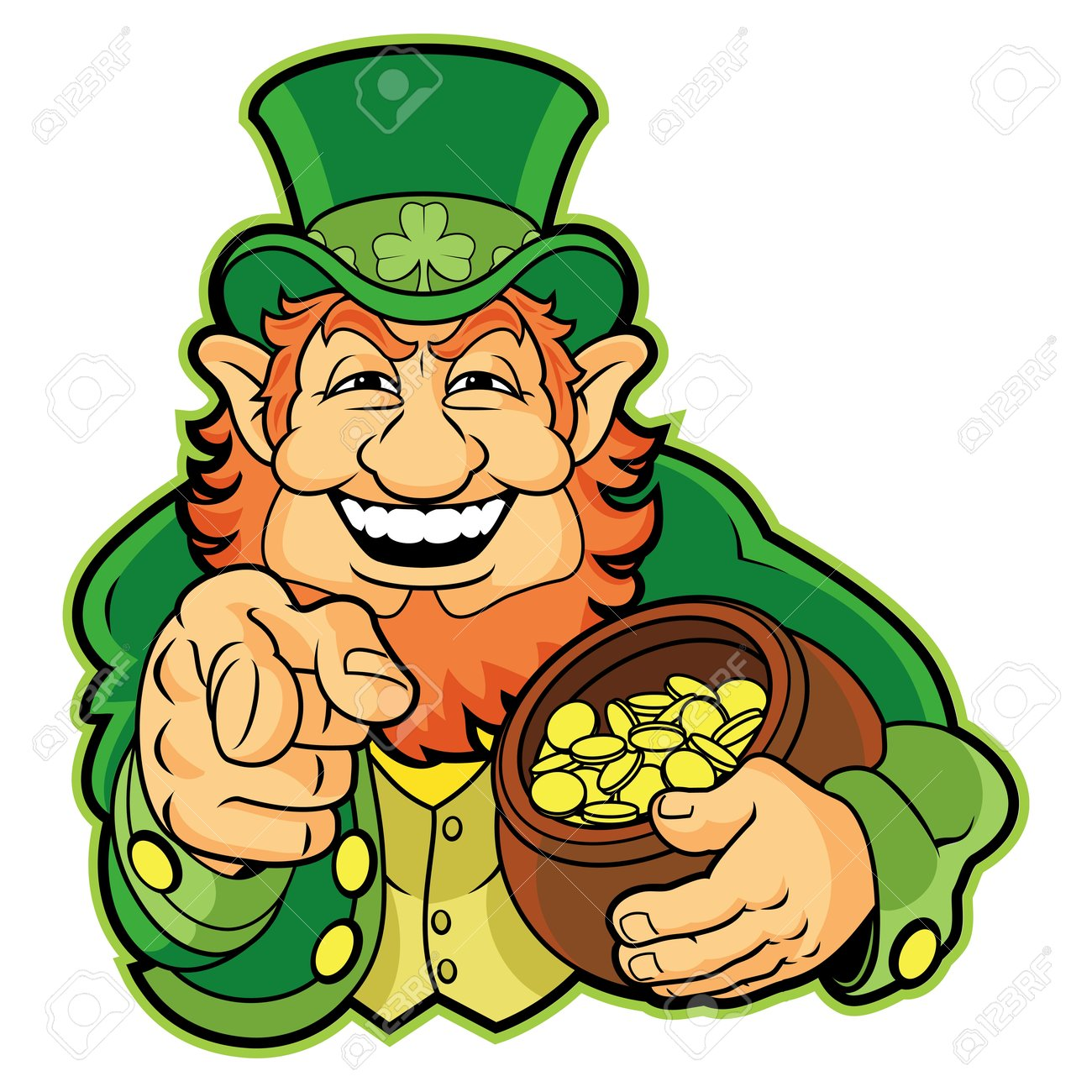 Leprechaun Deutsch