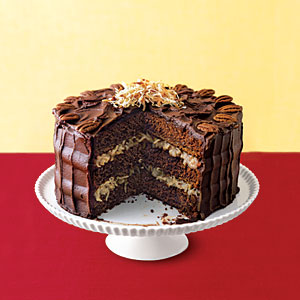 german choc cake