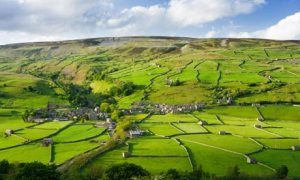 Gunnerside, Swaledale, Yorkshire Dales National Park, UK