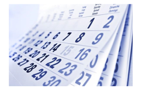 calendar adjust
