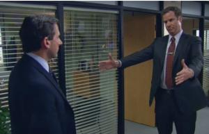 hug your boss