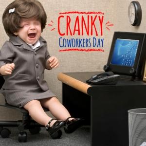 cranky coworker
