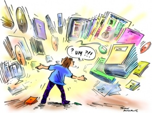 invormation overload