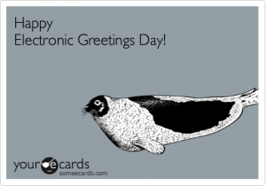 electronic greeting