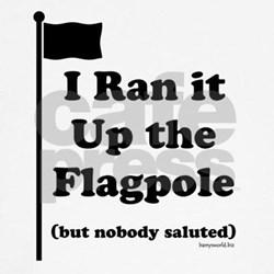 flagpole salute