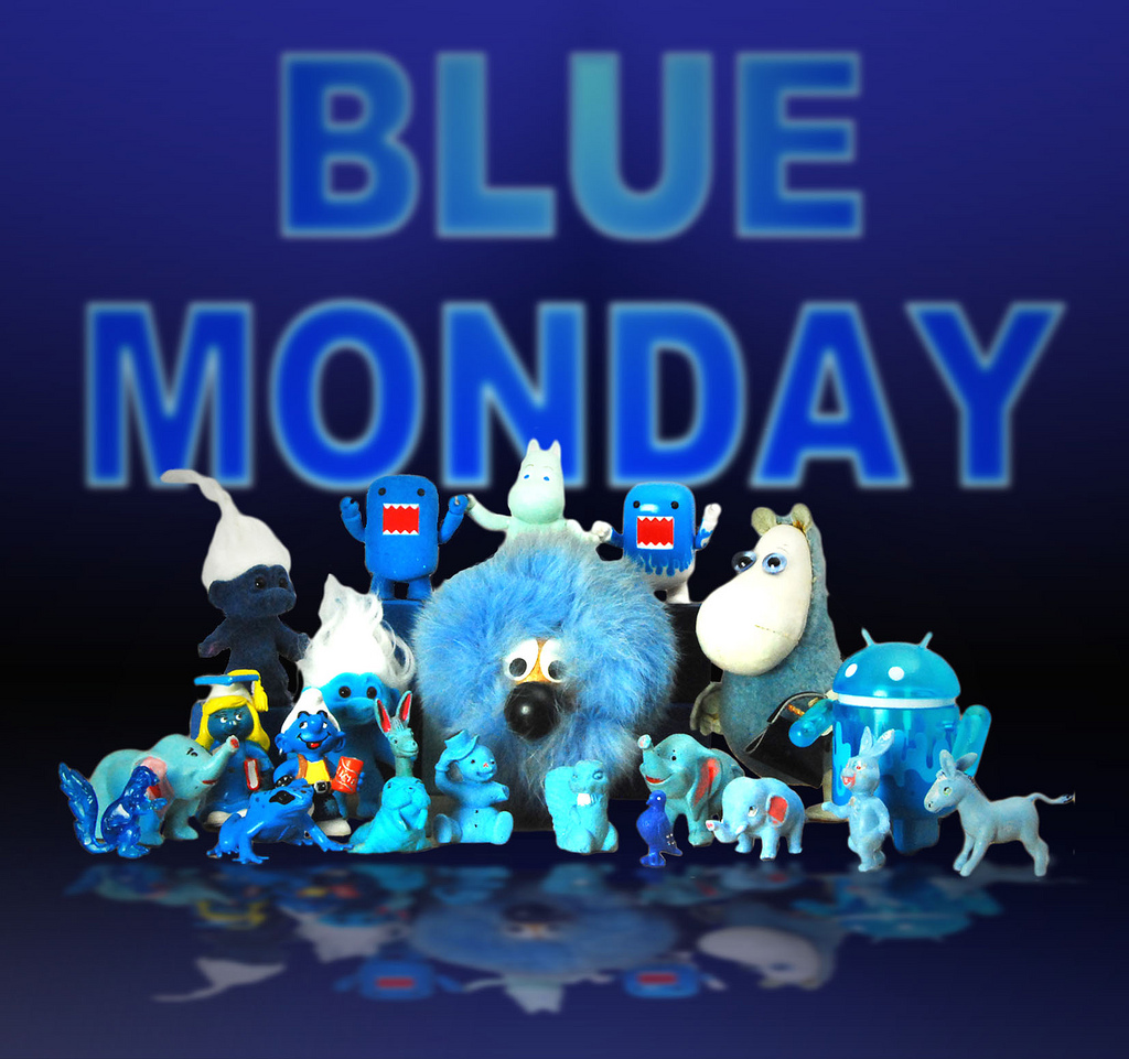 blue monday - photo #16
