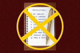 ditch resolutions