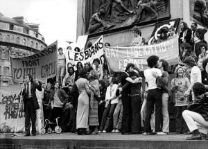 LGBT - Stonewall militants
