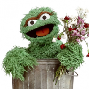 grouch favour