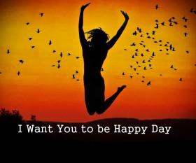 i want u 2 b happy