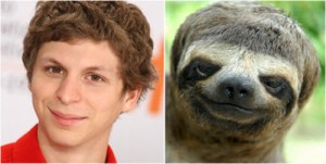 funny-Michael-Cera-sloth-look-alike