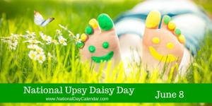 national-upsy-daisy-day-june-8