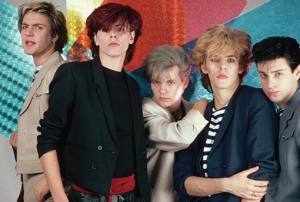 New Wave Band Duran Duran