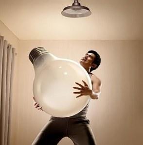 a-light-bulb