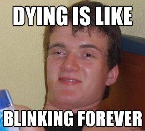 blinking-forever