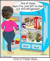refrigerator-clean