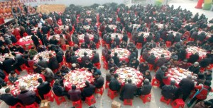 #CHINA-ZHEJIANG-DONGZHI FESTIVAL-DINNER (CN)