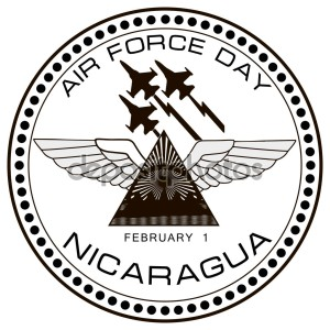 Air Force Day Nicaragua