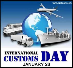 international-customs-day