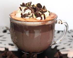 mint-hot-chocolate