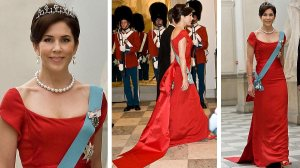 Princess Mary celebrates her 43rd birthday today