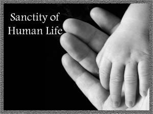 sanctity-of-human-life
