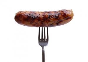 sausage-center-plate